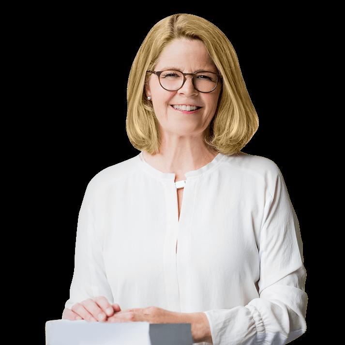 Porträt Freie Rednerin Meike Schüttkus