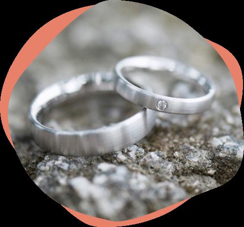 Hochzeitsringe – Meike Schüttkus Freie Rednerin